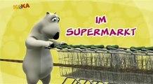 37 Bernard der Lustiger Bär - Im Supermarkt