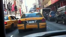 Bmw M5 E60 Vs Mercedes E63 Amg In Street Ny