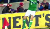 Northern Ireland vs Azerbaijan 4-0   All Goals Highlights 11_11_2016   World Cup 2018 Qualification   [Share Football]