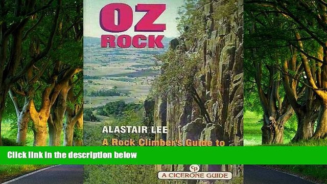 Deals in Books  Oz Rock: Rock Climber s Guide to Australian Craggs (Cicerone Climbing Overseas)