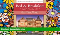 Must Have  Bed   Breakfast and Country Inns, 25th Edition (Bed and Breakfasts and Country Inns)