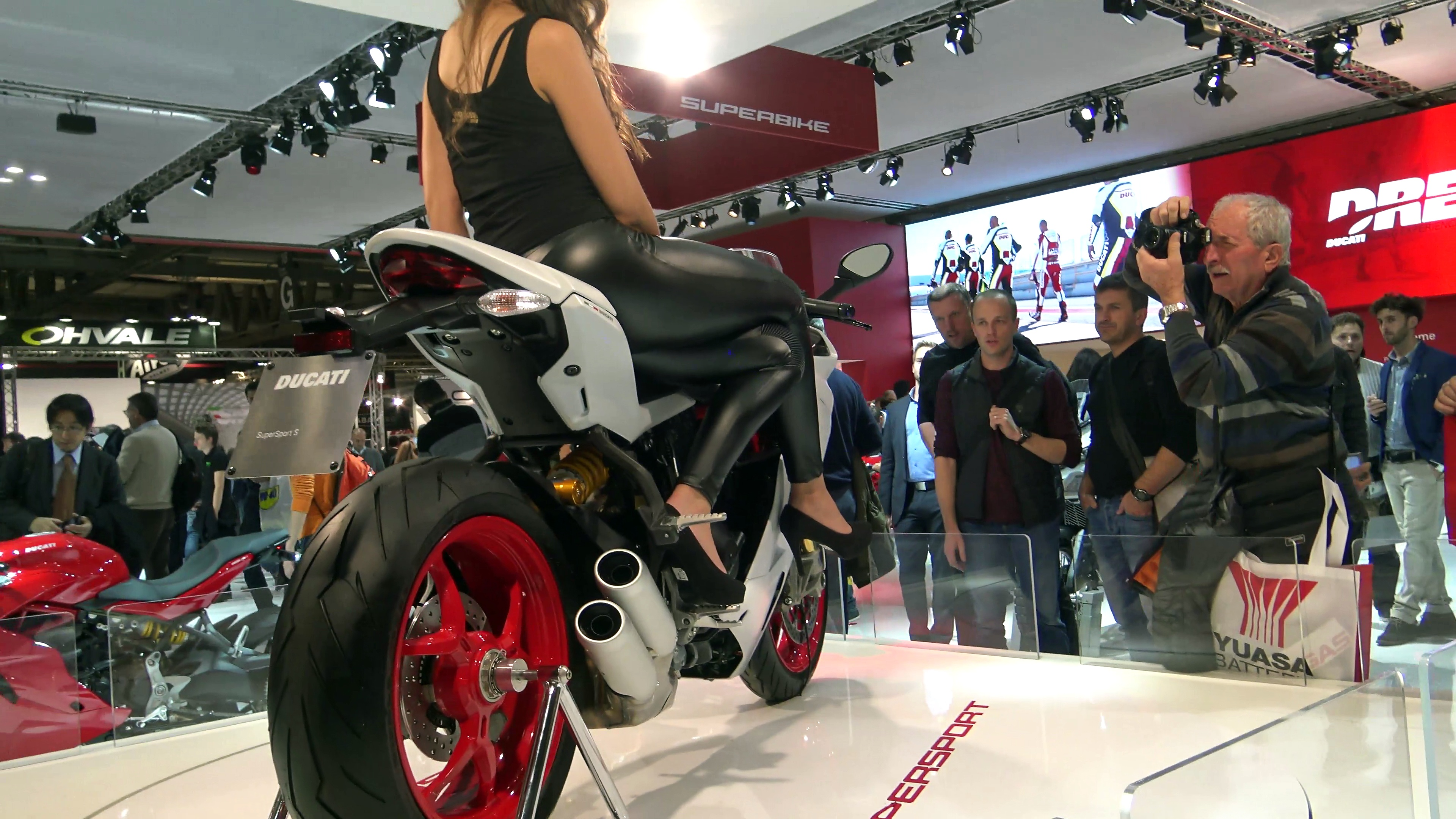 DUCATI PANIGALE SUPERSPORT