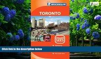 Books to Read  Michelin Must Sees Toronto (Must See Guides/Michelin)  Best Seller Books Most Wanted
