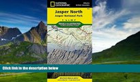 Books to Read  Jasper North [Jasper National Park] (National Geographic Trails Illustrated Map)