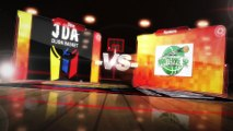 J8 : JDA Dijon Basket - Nanterre 92