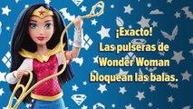 Comprueba tu conocimiento sobre Wonder Woman de DC Super Hero Girls   DC Super Hero Girls