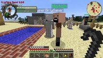 Minecraft: NOTCH'S HOUSE MISSION - The Crafting Dead [70]