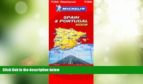 Big Deals  Spain and Portugal 2009 2009 (Michelin National Maps)  Best Seller Books Most Wanted