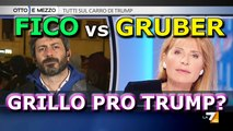 FICO VS GRUBER SU GRILLO PRO TRUMP