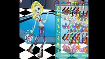 ♥♥♥ Monster High Games Lagoona Blue Dress Up Game♥♥♥
