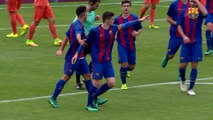 [HIGHLIGHTS] FUTBOL (Juvenil): FC Barcelona – Santo Domingo (10-0)