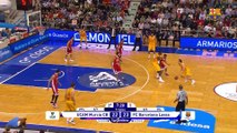 [HIGHLIGHTS] BASKET (ACB): Múrcia – FC Barcelona Lassa (83-99)