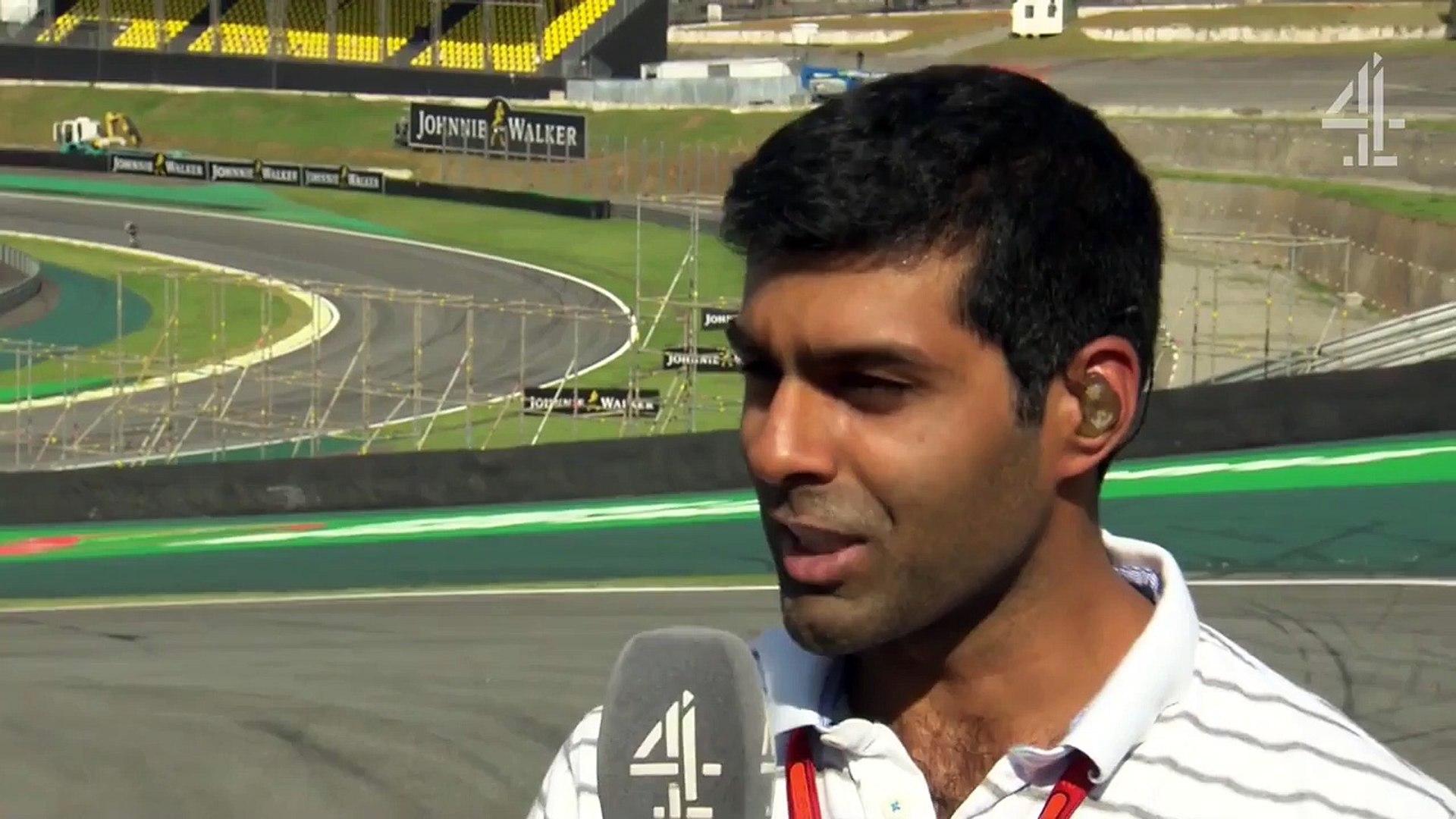 C4F1: What will happen at the Brazilian GP? (Brazilian Grand Prix)