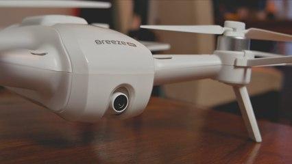 Meine erste Drohne - Yuneec Breeze 4K Unboxing