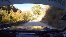 Rallye du Haut Pays Niçois 2016 ES2 L'Engarvin - Col du Savel Casciani Ludo Talbot Sunbeam ti
