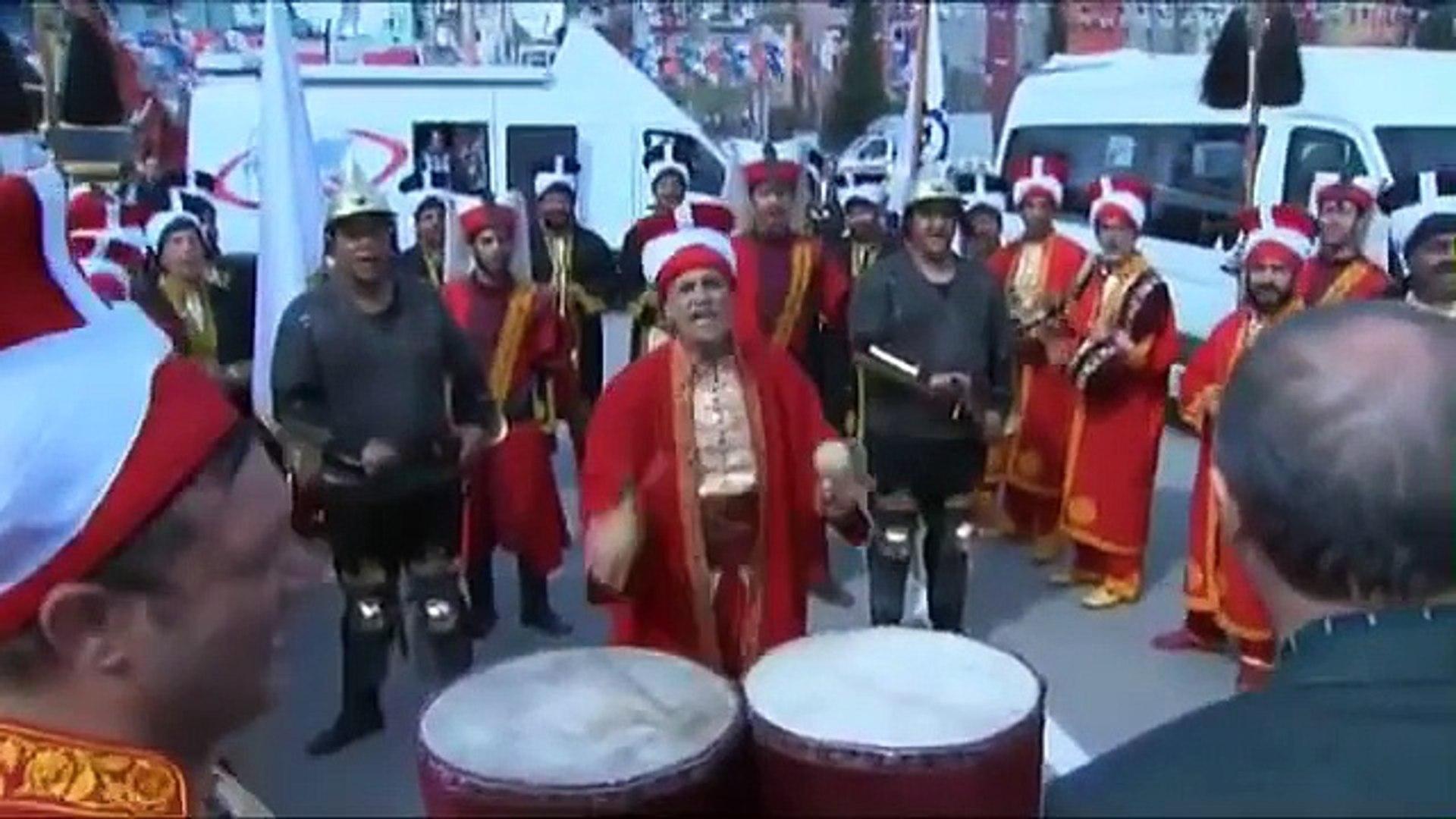 Recep Tayyip Erdoğan Dik Dur Eğilme
