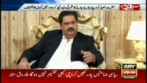MQM's founder himself demanded to remove Ishratul Ibad, claims Gabol