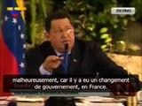 Quand Hugo Chavez exprimait ses vérités sur la guerre en Syrie