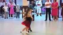 Awesome Chines Salsa Dance, Cute kids Romantic Dance, Sexy Dance