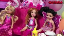 Barbie Life In The Dreamhouse Toys Videos – New new English Episode 2: Chelseas Birthday Party!