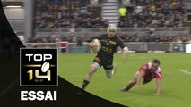 TOP 14 ‐ Essai Gabriel LACROIX (SR) – La Rochelle-Toulouse – J11 – Saison 2016/2017