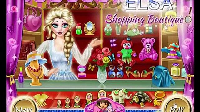 Disney Frozen Games - Elsa Shopping Boutique – Best Disney Princess Games For Girls And Kids