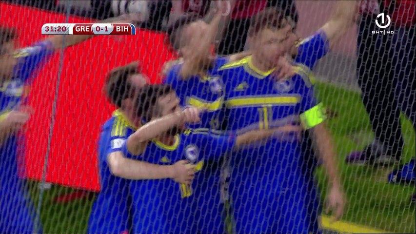 Pogledajte eurogol Miralema Pjanića