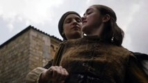 Arya Stark is Ambushed - Game of Thrones Season 6 Episode 7 The Broken Man 06x07