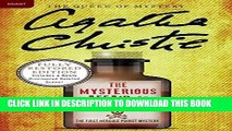 Best Seller The Mysterious Affair at Styles: A Hercule Poirot Mystery (Hercule Poirot Mysteries)