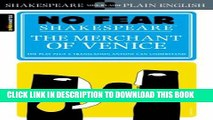 Ebook The Merchant of Venice (SparkNotes No Fear Shakespeare) Free Read