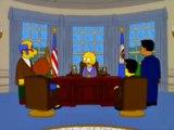 Les Simpson avaient prédit l'élection de Donald Trump... il y a 16 ans !