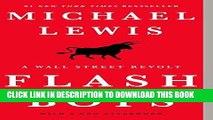 Ebook Flash Boys: A Wall Street Revolt Free Read