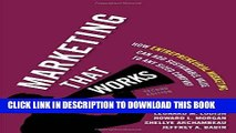 Best Seller Marketing That Works: How Entrepreneurial Marketing Can Add Sustainable Value to Any