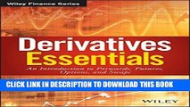 Ebook Derivatives Essentials: An Introduction to Forwards, Futures, Options and Swaps (Wiley