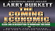 Best Seller The Coming Economic Earthquake: Revised and Expanded for the Clinton Agenda Free