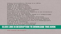 [PDF] The Other Architect / Another Way of Building Architecture Full Collection