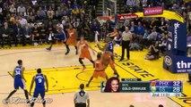 Phoenix Suns vs Golden State Warriors - 1st Half Highlights - November 13, 2016 - 2016-17 NBA Season
