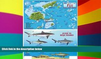 Ebook deals  Fiji Map   Guide to Beqa Sharks Franko Maps Laminated Fish Card  Full Ebook