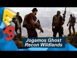 E3 2016 - Jogamos Tom Clancy`s - Ghost Recon Wildlands