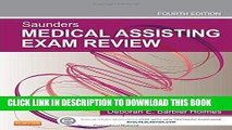 Best Seller Saunders Medical Assisting Exam Review, 4e Free Read