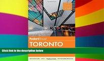 Ebook Best Deals  Fodor s Toronto: with Niagara Falls   the Niagara Wine Region (Full-color Travel