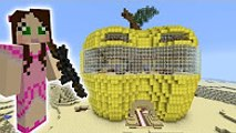 PopularMMOs Minecraft - NOTCH'S HOUSE MISSION - The Crafting Dead [70]