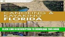 [PDF] Canoeing and Kayaking Florida (Canoe and Kayak Series) Popular Online