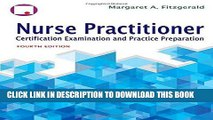 [PDF] Nurse Practitioner Certification Examination And Practice Preparation Popular Online