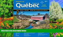 Best Deals Ebook  Quebec Road Atlas (Mapart s Provincial Atlas) (English   French Edition)