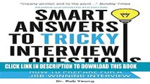 [PDF] Mobi Smart Answers to Tricky Interview Questions (Ben Cooper   Diane Fry) Full Online
