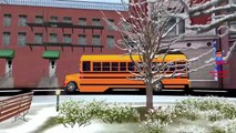 Wheels on the Bus Nursery Rhymes Collection for Children | Non Stop 3D Nursery Songs for Babies