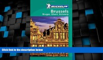 Must Have PDF  Michelin Must Sees Brussels (Must See Guides/Michelin)  Full Read Most Wanted