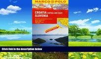 Books to Read  Croatia/Slovenia Marco Polo Map (Marco Polo Maps)  Full Ebooks Best Seller