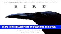 [PDF] Bird Brains: The Intelligence of Crows, Ravens, Magpies, and Jays Popular Online